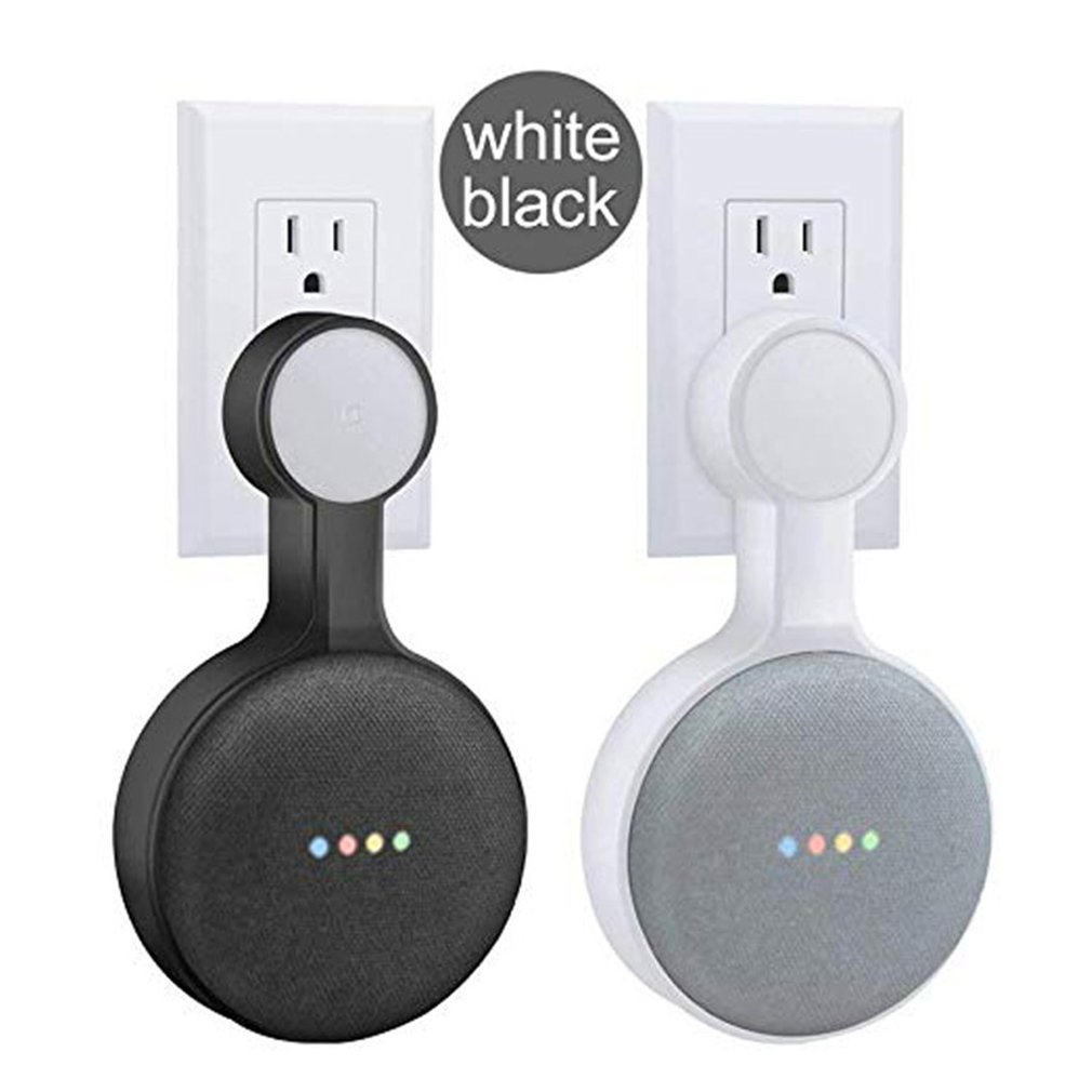 Wall Mount Stand Hanger Holder For Google Home Mini Voice Assistant Smart Home Home Automation Holder