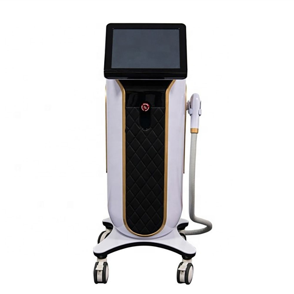 Profession 808nm Diode Laser Machine For Hair Removal & Skin Rejuvenation 808nm Laser Hair Removal Machine With 80 Million Shots