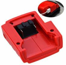 цена на New Battery Charger Power USB Charger Adaptor Replaces For Milwaukee 49-24-2371 M18 Controlled Switching Converter 15V-21V