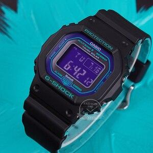 Image 3 - Casio smart Watch uomo g shock top luxury brand set 200m impermeabile orologio al quarzo sportivo LED digital diving militare orologio uomo g shock Solar Bluetooth radio controllato orologio da polso relogio masculino