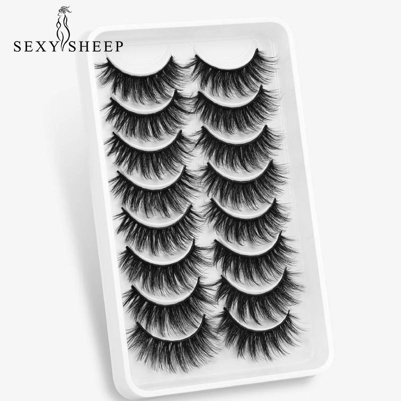 Best Offers Thick Eyelashes 5 List And Get Free Shipping A613