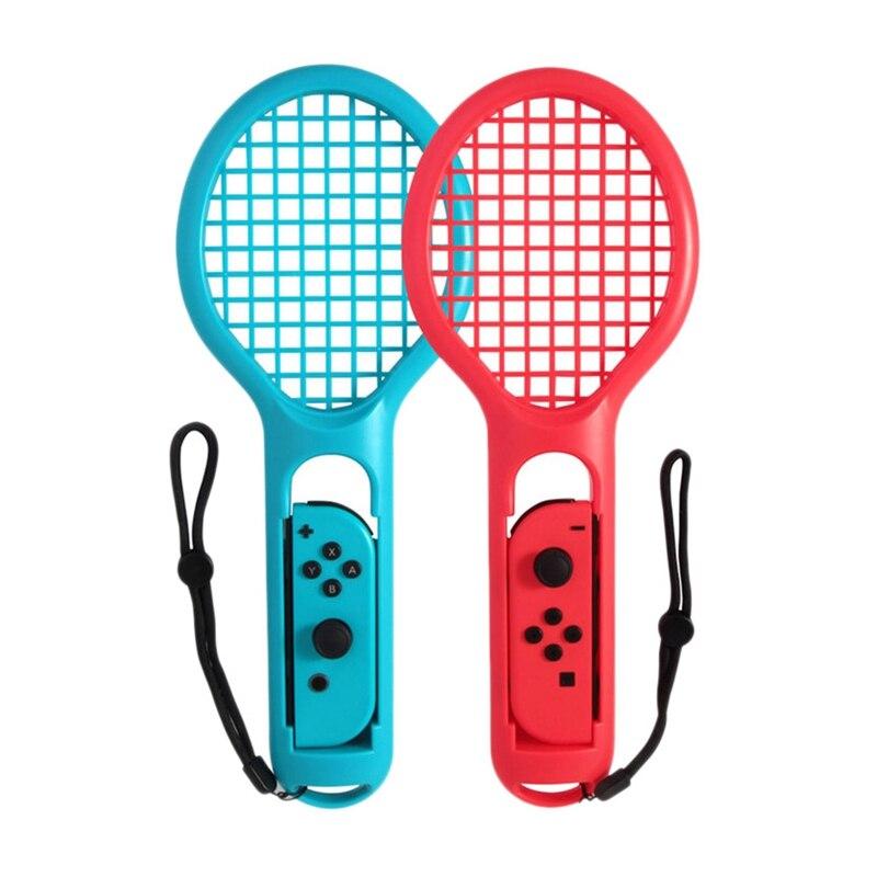 Heißer Tennis Schläger Griff Freude-Con Halter für Nintendo Schalter ASSE Spiel-Player