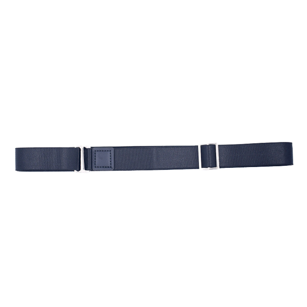 Jaycosin Fashion Men Slim-profile Belt Designed Unique Nylon Popular Elastic Comfortable Non-slip High Quality Canvas Belt