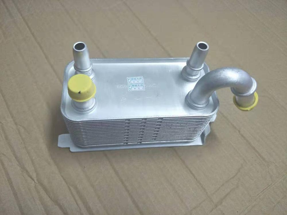 Совершенно новый Автоматический редуктор масляный радиатор для Ford Mondeo MK3/4 6G91-7A095-AD