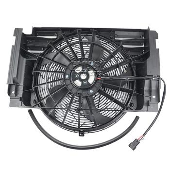 AP03 400W New Cooling Radiator Fan With Module & Brushless Motor For BMW E53 X5 4.4i 3.0d 4.6is 3.0i 64506908124 image