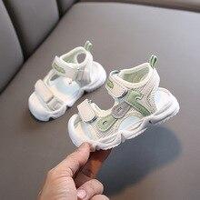 Toddler Sandals Classic Newborn Boy Soft Bottom Anti-Slip Anti-Kick Sandalias Summer Baby Girl Shoes Infant Kids Casual Sandales