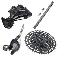 SRAM SX EAGLE Groupset 1x12 12 speed 11-50T MTB Groupset Kit Trigger Shifter Rear Derailleur Long Cage Chain PG1210 cassette