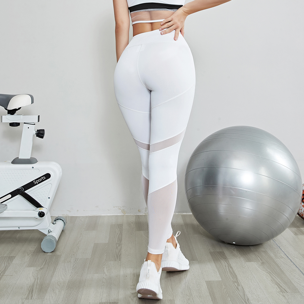 Fitness High Waist Legging Tummy Control Seamless Energy Gymwear Workout Running Activewear Yoga Pant Hip Lifting Trainning Wear 2