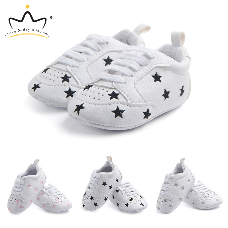 Baby Shoes Sports Sneakers Soft Cotton Newborn Toddler Shoes Boys Girls Spring Summer Baby Boy Girl Casual Shoes First Walkers