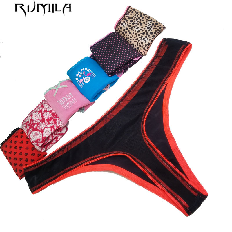 Good Quality! Women's Sexy Thongs G-string Underwear Panties Briefs For Ladies T-back.1pcs/Lot Ah111