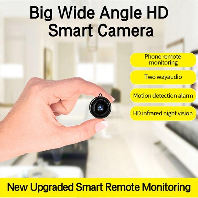 Wifi Kamara Smart Chiki Ku Night Vision HD Video Motion Sensor Secret Cam 5