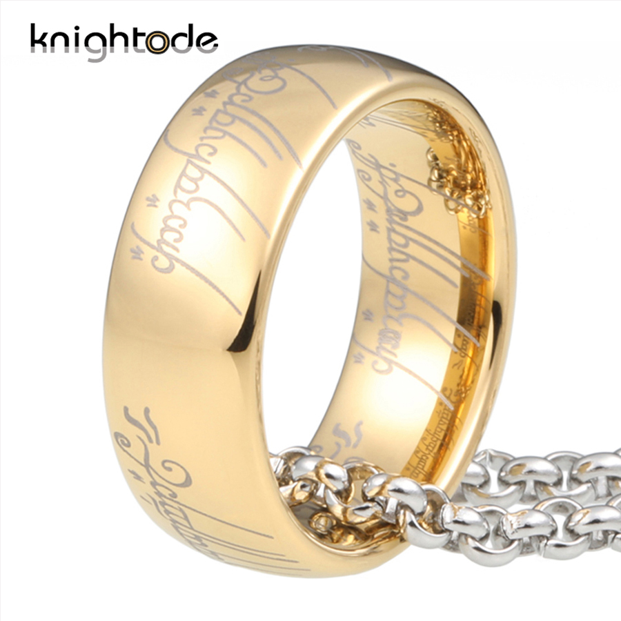 High Quality 6mm 8mm Tungsten Carbide Rings For Men Women Top Gold/Rose Gold/Black/Blue Plated And Regular Engraving Dome Band 1