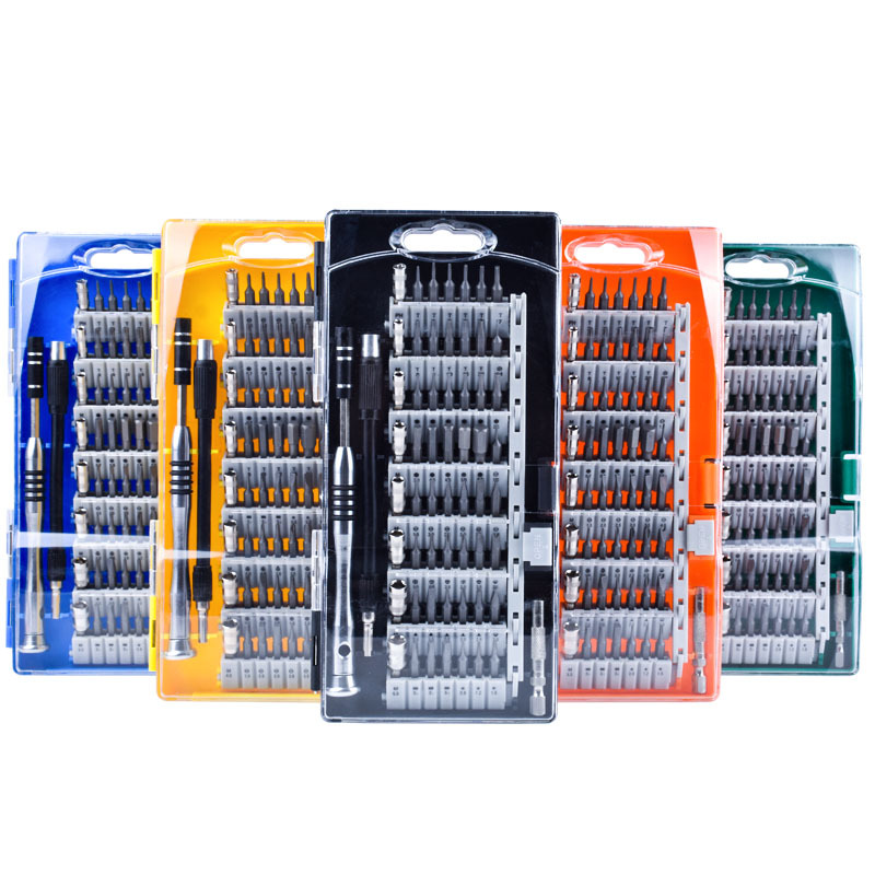 60 In 1 Steel Precision Screwdriver Tools Set Nutdriver Bit Repair Tool Kit Set High Quality Repair Phone/Computer Hand Tool Set