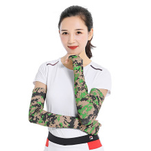 Sun-resistant Cuff Men And Women Summer Riding Viscose Sleeve Arm Sleeve Fishing Digital Camouflage Sleeves Customizable