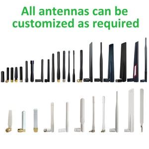 Image 5 - 5 stücke 2,4 GHz WiFi Antenne 2dBi Luft RP SMA Stecker 2,4 ghz antena wi fi antenne Für Wireless Router wifi Booster