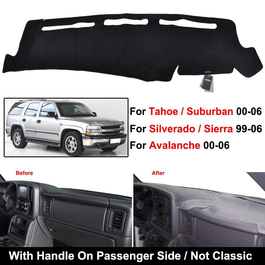 Dash Cover Pad Dashboard Mat For 01-06 Chevy Tahoe//Suburban//Yukon//GMC//Sierra
