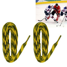 1 пара 72 84 96 дюймов Хоккейные Шнурки шнурки роликовые коньки ботинки коньки шнурки