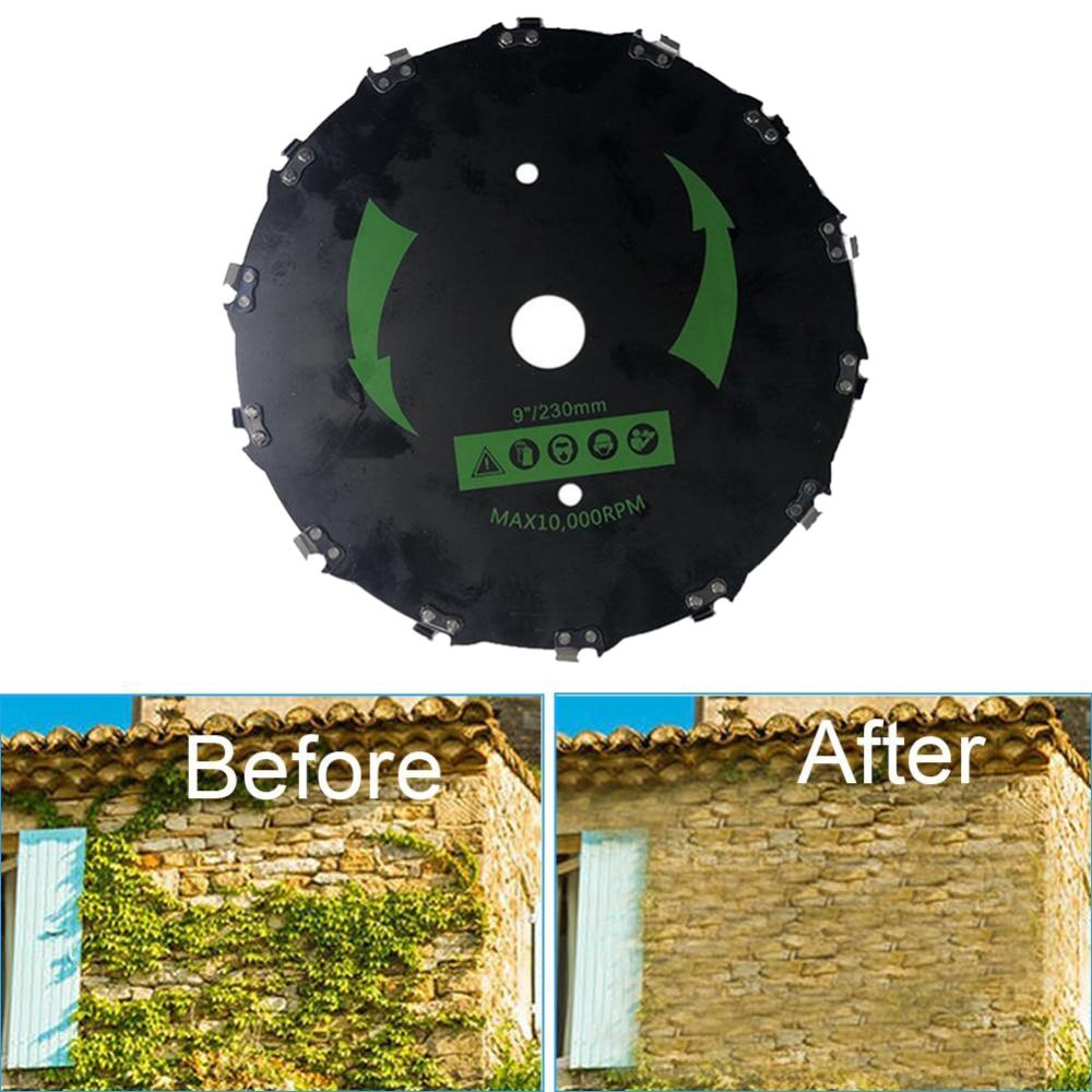 Head-Machine Trimmer Lawnmower Weeding-Tray 1-Pc Supplies Garden-Tool-Accessories Grass-Mowing