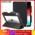 Shockproof Durable Case for iPad Pro 11 inch Heavy Duty Protective Cover For iPad Pro 12.9 2018 Pencil Holder Charging Support