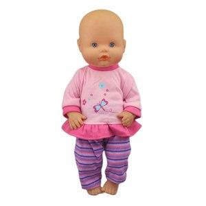 New Lovely Leisure Set Clothes Fit 35 cm Nenuco Doll Nenuco y su Hermanita Doll Accessories