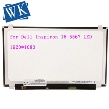 """for Dell Inspiron 15 5567 7567 P65F P66F3 IPS Screen FHD Matrix 7000 Gaming 30pin 15.6""""aptop LED Display Tested Grade A"""