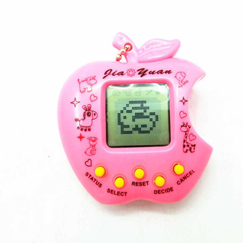 Elektronische Huisdieren Speelgoed Virtuele Cyber Huisdieren Game Tamagochi Huisdier Amusing Retro 168 Huisdieren in Machine Spelletjes Kids Spel Spelen Willekeurige kleur