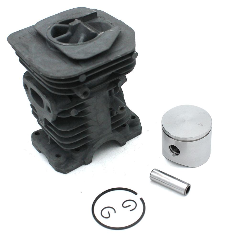 Cylinder-Piston-Kit Chainsaw Husqvarna 38mm For 36-136/136le/137/..