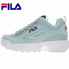 2017 FILA Disruptor 2 Sneakers Cushioning Women Running Shoes Breathable Wave