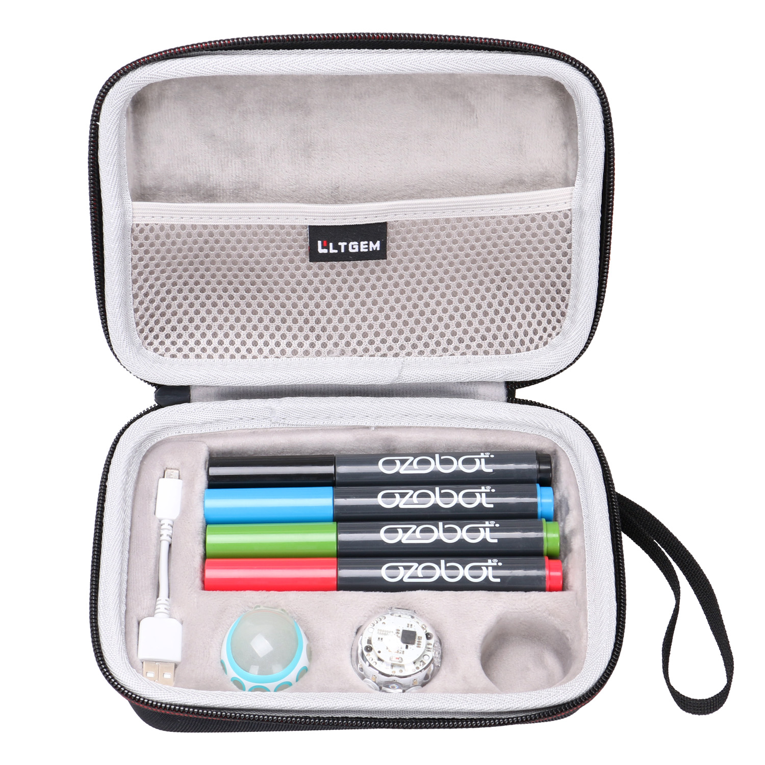 Ozobot Bit /& Evo Robot Protective Carry Case