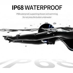 Image 3 - LOKMAT المحيط جهاز تعقب للياقة البدنية التحكم عن بعد الذكية معصمه الرجال IP68 مقاوم للماء ساعة ذكية لنظام أندرويد IOS reloj