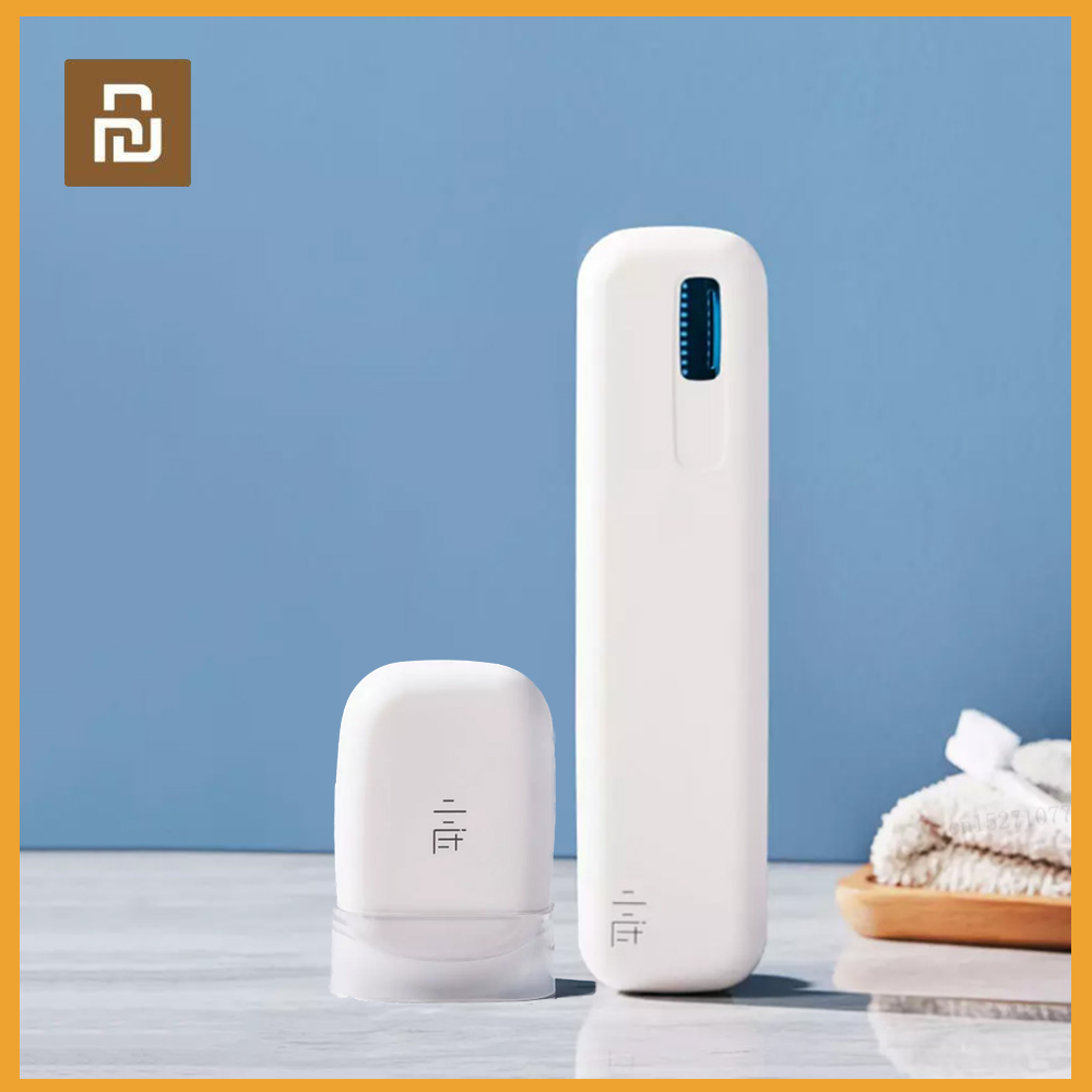 Youpin Mijia Xiaoda Travel Ultraviolet Disinfection USB Rechargeable Toothbrush UVC Package Sterilizer Box From Xiaomi Youpin