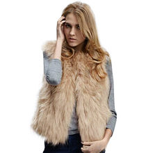 Jaycosin 2019 Winter Lässige Weste Mantel Für Frauen Solide Faux Fur Weste Komfortable Sleeveless Körper Wärmer Weste Jacket31 #0(China)