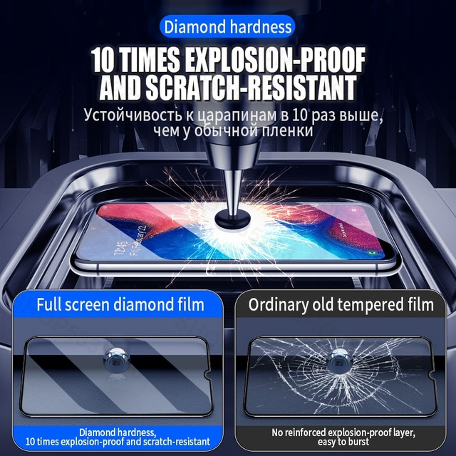 11D Tempered Glass For Samsung Galaxy A01 Core A11 A21 A31 A41 A51 A71 Screen Protector M11 M21 M31 M51 A12 A42 Protective Glass 3