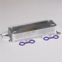 HODEE Oil Cooler For Dodge Mercedes Benz OE:6421800165 / 2721880001