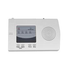 HTZSAFE Wireless Alarm Receiver,Multifunctional RF Receiver,Driveway Alarm Receiver