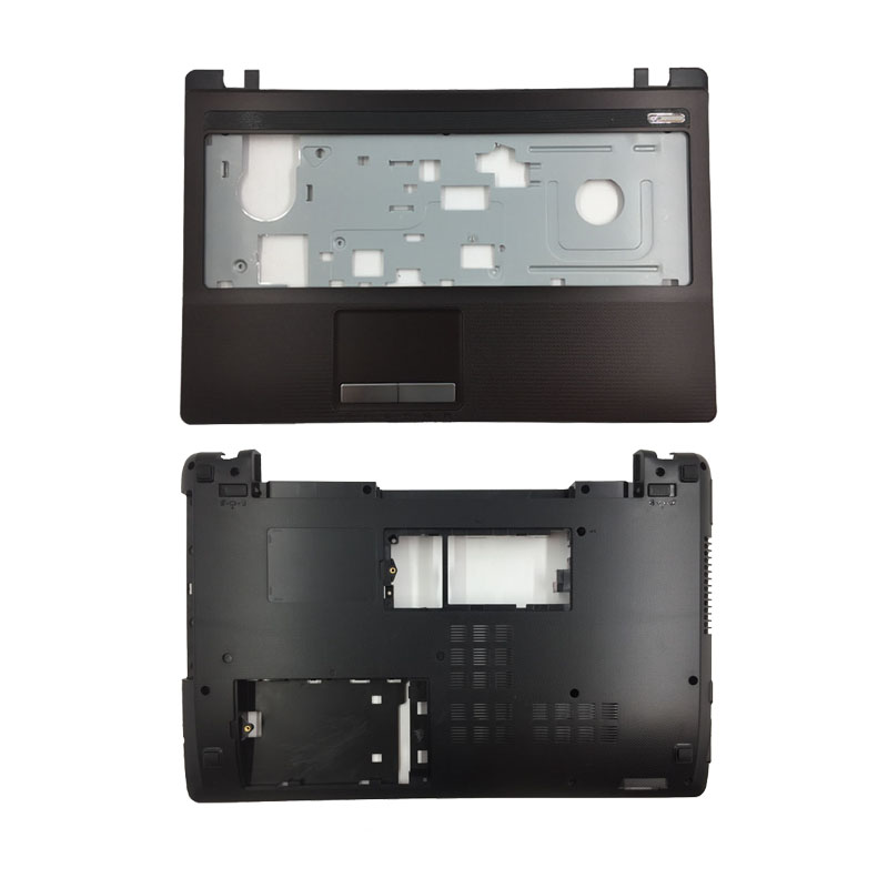 NEW Bottom Case For Asus X53BR X53BY X53U X53E X53TA X53Z K53TK K53BY SX146D Laptop Palmrest covercase for asuscase for laptoplaptop cover case -