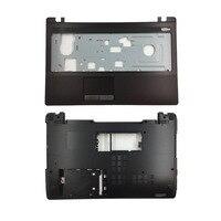 NOVO Caso de Fundo Para Asus X53BR X53BY X53U X53E X53TA X53Z K53TK K53BY-SX146D Palmrest Laptop tampa