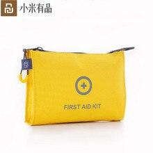 جديد الأصلي xiaomi mijia miaomiao الإسعافات الأولية المرافق ممرضة السفر الطبية حزمة المحمولة الطوارئ حزمة طقم حقيبة