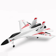 купить RC aircraft radio control foam aircraft stunt model three channel fixed wing Remote Control Glider simulation aircraft model toy дешево