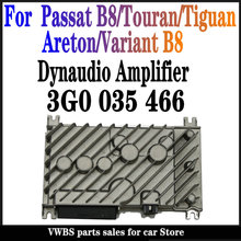 Audio-Amplifier Dynaudio Passat New The Is for Areton/variant B8 3g0-035 Fiberless 466/3g0035466