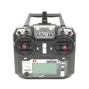 Image 2 - Flysky FS i6X FS I6X 10CH 2.4G RC Bộ Phát Điều Khiển Với IA10B IA6B A8S X6B Nhận RC Máy Bay Trực Thăng Đa Cánh Quạt Máy Bay Không Người Lái