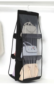 Pocket Foldable Hanging Bag 13