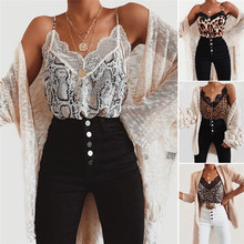 New Fashion Sexy Womens Summer Tanks Tops Cami Camisole Lace