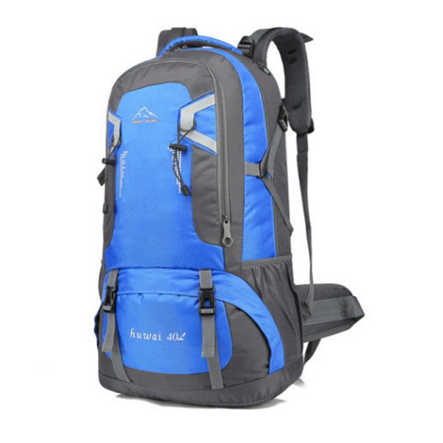 Nylon Style Hiking Backpack – Waterproof