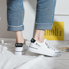 Women Sneakers Canvas Shoes 2020 Spring Trend Casual Flats S