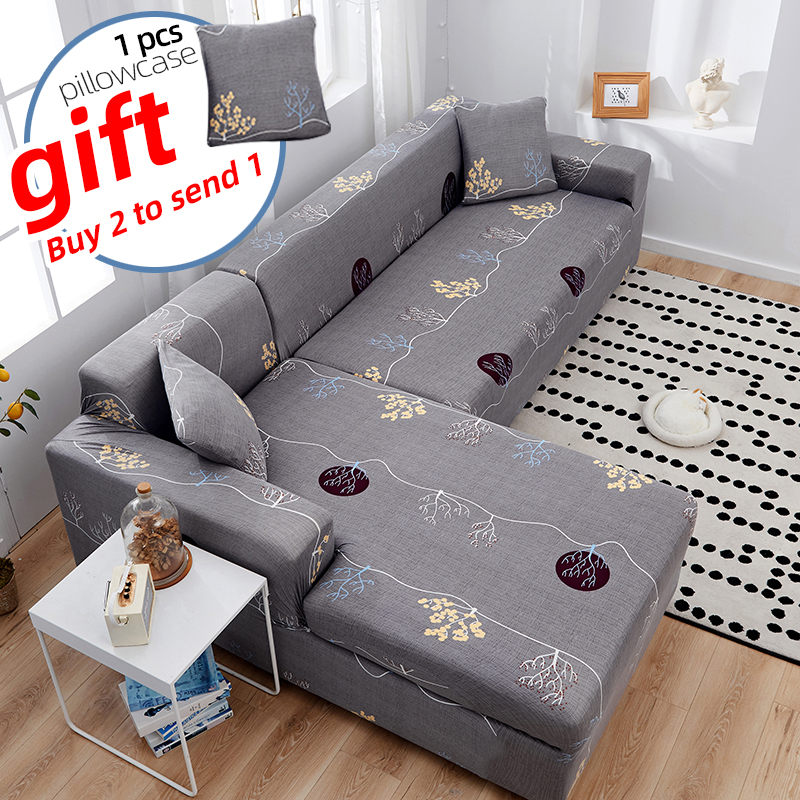 stretch Slipcover Elastic Sofa Cover sofa Couch covers for living room funda sofa chaise cover lounge