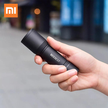 Xiaomi Mijia Beebest Rechargeable Flashlight 3 Models Multifunction Brightness Portable LED light Seaching Torch for Camping