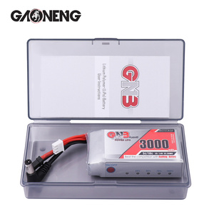 Image 4 - Gaoneng GNB 3000MAH 2S 5C Goggles Lipo Battery Power Indicator for Fatshark Dominator Skyzone Aomway FPV Goggles RC Drone