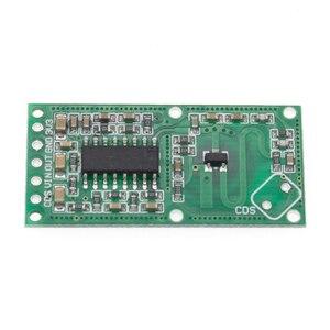 Image 3 - 50 Pz/lotto RCWL 0516 Interruttore di Induzione Del Corpo Umano Modulo Del Sensore Radar a Microonde Modulo Sensore Intelligente