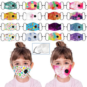 Maske Scarf Carbon-Face-Maskswashable Girl Kids Cotton Boys And 9 Activated Cartoon
